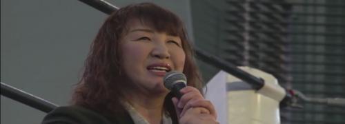 Akira Hokuto - Assemble Women's Pro-Wrestling