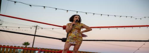 Mission Pro Wrestling / Melanie Romero (TCBTX Photography)